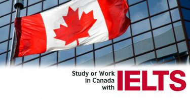 IELTS Score and Requirement for Canada