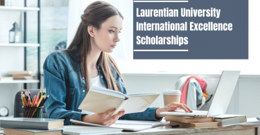 International Excellence Scholarships at Laurentian University